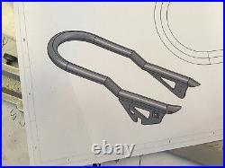 Orig. WalzWerk SCHIZZO Heckrahmen BMW R65/R80/R100 Monolever
