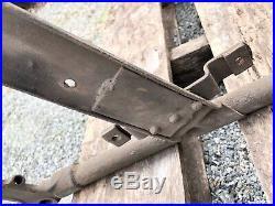 Original Harley Knucklehead Flathead Frame 1936 1937 38 1939 1940 Free Shipping