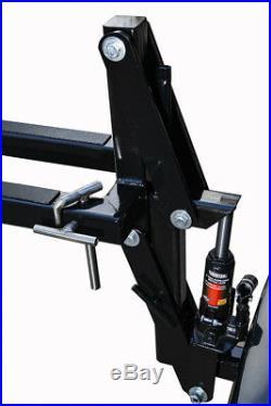 Original Motojackrack MX Dirt Bike Hitch Carrier moto Jack rack Hauler USA 380lb