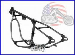 Paughco S128 Wishbone Rigid Hardtail Frame Harley Chopper Panhead Shovel Bobber