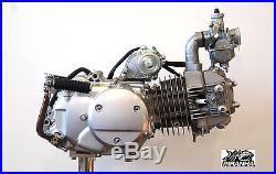 Piranha 140cc semi-auto Electric start ATV ATC engine motor Beats Lifan 125cc