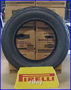 Pirelli Mt66 Front/rear Tires 130/90-16 140/90-16 Harley Electra Glide Road King