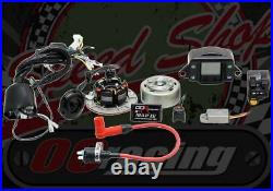 Pit bike & Monkey horozontal engines Electrics kit to put your bike on the road