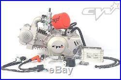 Pitbike YX140 140cc Engine kit 12v lighting + z40 cam + dx4 Putoline oil CWR 140