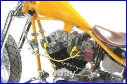 Police Style Jockey Shifter Control Kit Suicide Shift Harley Shovelhead Softail