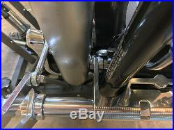Polish Billet Aluminum Forward Controls Suzuki Intruder 1400 Vs1400 1987-2009