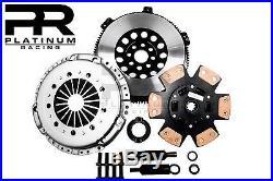 Prc Stage 3 Hd Clutch Kit & Lightened Flywheel 92-98 Bmw 325 328 E36 M50 M52