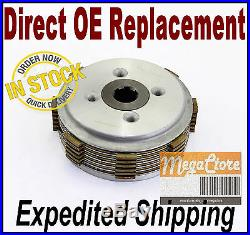 Rebel 250 CMX250 Complete Clutch Disc Plate Kit with Spring for Honda