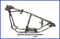 Replica 1948 Harley Davidson FL Panhead Wishbone Frame