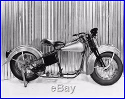 Replica Harley Davidson FL 1948 Panhead Rolling Chassis Kit