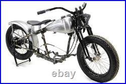Replica Harley Davidson Flathead 45 WR Bobber Chassis Kit Frame Springer