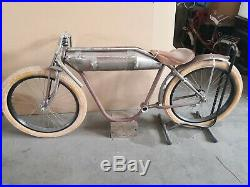 Replica Indian Board Track Racer 2 inch complete rolling chase