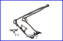 Replica Panhead Weld On Rear Hardtail Rigid 4 Speed Frame Harley Shovelhead FL