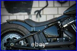 Ricks Harley-D Softail Fat Bob 2018 180/200er Schutzblech Fender Int. Rücklicht