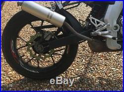 Rieju rs3 50cc geared moped