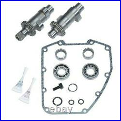 S&S Cycle 509 Chain Drive Camshaft Kit 1999-06 Big Twin Cam Cams Harley Touring