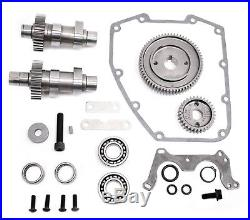 S&S Cycle 510G Gear Drive Camshaft Cam Kit Harley Big Twin 99-06.510 # 33-5177