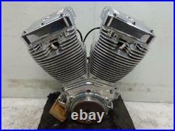 S&S Cycle V117 ENGINE MOTOR 1917cc 117 ci FULL POLISHED EVO EVOLUTION STYLE