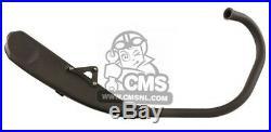 SL350 K1 / K2 Exhaust Muffler System