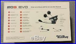 Sena 20S EVO-01- Single Unit Bluetooth Communication System