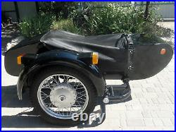Sidecar Motorcycle Dnepr Compatible for BMW Indian Harley Davidson Honda Triumph