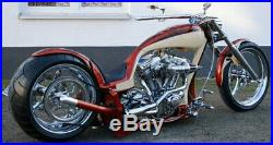 Softail Big Twin Evo 1986-99 2 In 1 Tail Exhaust Muffler Harley Davidson Pipes