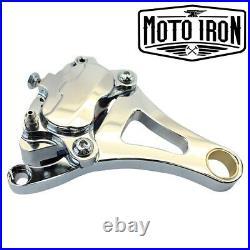 Springer Front End Brake Caliper Right harley moto iron dna hardbody paughco