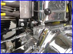 Starter Solenoid Lever Start System Harley Panhead Shovelhead 4 Speed Big Twin