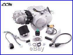 Stomp Lifan 125cc Semi Automatic Pit Bike Engine Kit BIG VALVE HEAD WPB Demon X