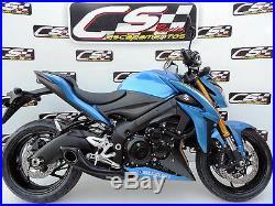 Suzuki GSX-S 1000 Full system Exhaust Muffler CS Racing Taylor Made Style
