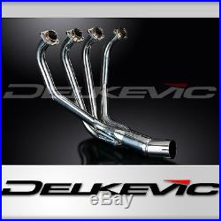 Suzuki Gsf600 Gsf650 Gsf1200 Bandit 95-07 Stainless Steel 4-1 Exhaust Downpipes