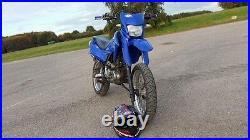Suzuki dr 125cc