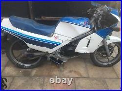 Suzuki rg125 gamma PROJECT NORWICH