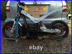 TRIALS/MOTOCROSS/ENDURO, 4x4 MOTORBIKE CARRIER/RACK