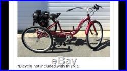 TRIKE 4-STROKE 79cc Engine Kit BEAST High Performance Motorized Bicycle. NICE