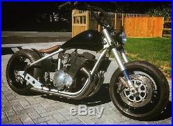 Thug Frame Kit, Chop Chopper Custom Hardtail Streetfighter Bratt Caferacer