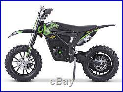 Thumpstar Juice Green Electric Pit Bike Dirt Bike Stomp Welsh Pit bike moto