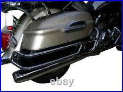Trim Guard Rails for Yamaha Royal Star Venture, Tour Deluxe Saddlebags