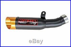 Triumph Street Triple 660 675 R/S/RX 2013 2014 2015 2016 Coffman Shorty Exhaust