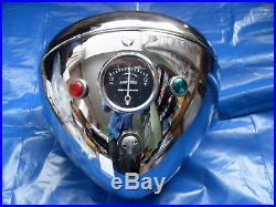 Triumph T120 Tr6, Bsa A65, A50, Norton Atlas For 1967-1970 Lucas 7 Headlamp