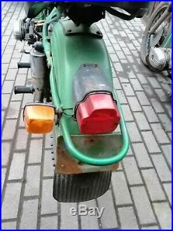URAL DNEPR CORSSACKA, project 650cc