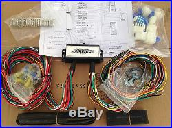 Ultima Complete Wiring Harness 4 Harley With Big Twin And Custom Evo Motors