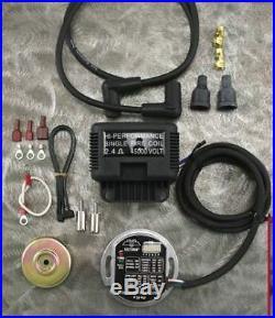 Ultima Programmable Electronic Ignition Kit Evo Shovelhead XL Sportster 53-660