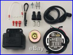 Ultima Single Fire Programmable Ignition Coil Kit Harley Big Twin Evo & XL