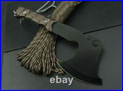 Ultimate Camping Tool-Survival, Fishing Axe-Fire Axe -Hand Tool- Kitchen Use-F08
