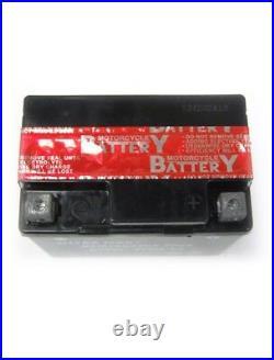 Ultramax Ttx5l-bs (same As Ytx5l-bs) Battery 50cc 90cc 110cc Atv Quad
