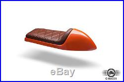 Universal Cafe Racer Seat (SCR1) ABS plastic