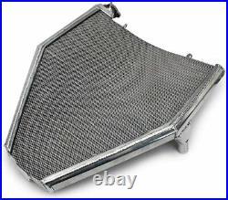 Universal Superbike GP Super Cooling Aluminum Radiator Oversize R1 R6 GSXR ZX