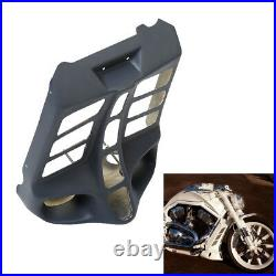Unpainted Radiator Cover For Harley V Rod VRSCAW VRSCDX VRSC 07-11 Muscle VRSCF