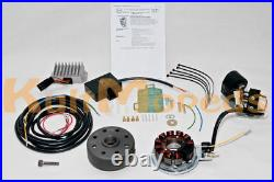 VAPE Zündung Lichtmaschine pass für Simson AWO 425 S Sport T Touren Powerdynamo